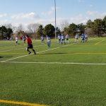 Boys Junior Varsity Soccer beats Millard North 3 – 0