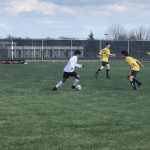 Boys Junior Varsity Soccer beats Burke 6 – 1