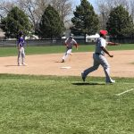 Boys Varsity Baseball falls to Grand Island Senior High, NE 2 – 1