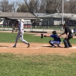 Boys Varsity Baseball falls to Kearney 16 – 3