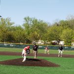 Boys Varsity Baseball falls to Omaha Central 11 – 0