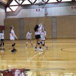 Girls Junior Varsity Volleyball falls to Roncalli Catholic 2 – 0