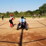 Girls Junior Varsity Softball falls to Burke 15 – 6