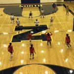 Girls Junior Varsity Volleyball falls to Omaha North 2 – 0