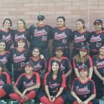Girls Varsity Softball beats Benson 12 – 0