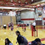 Girls Varsity Volleyball falls to Papillion-La Vista 3 – 0