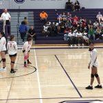Girls Junior Varsity Volleyball falls to Omaha Central 2 – 0