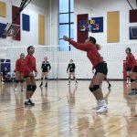 Girls Junior Varsity Volleyball falls to Papillion-La Vista South 2 – 0