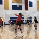 Girls Junior Varsity Volleyball falls to Northwest 2 – 0