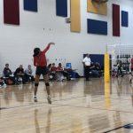 Girls Junior Varsity Volleyball falls to Benson 2 – 1