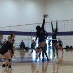 Girls Varsity Volleyball beats Benson 2 – 0