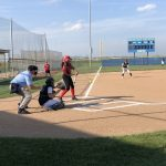 Girls Junior Varsity Softball falls to Millard North 15 – 0