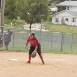 Girls Varsity Softball falls to Falls City 8 – 4
