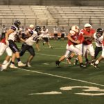 Boys Sophomore Football Reserve falls to Bellevue East Senior 30 – 14