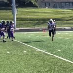 Boys Freshman Football falls to Bellevue East Senior 44 – 0