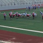 Boys Sophomore Football Reserve falls to Millard North 46 – 6