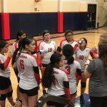 Girls Sophomore Volleyball beats Omaha Northwest High School, Omaha North 2 – 0