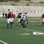 Boys Freshman Football beats Omaha Benson 26 – 14