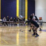 Girls Varsity Volleyball falls to Bellevue West Senior 3 – 0