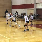 Girls Junior Varsity Volleyball falls to Harry A Burke 2 – 0