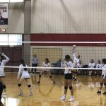 Girls Junior Varsity Volleyball falls to Benson 2 – 1