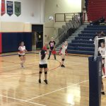 Girls Sophomore Volleyball beats Omaha Northwest 2 – 0