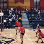 Girls Junior Varsity Volleyball beats Omaha Northwest 2 – 1