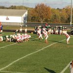 Boys Freshman Football falls to Millard West 28 – 12