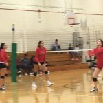 Girls Junior Varsity Volleyball falls to Northwest 2 – 0
