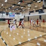 Girls Junior Varsity Basketball falls to Millard West 58 – 12