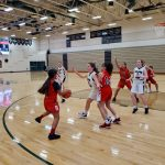 Girls Sophomore Basketball falls to Millard West 50 – 7