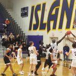 Boys Varsity Basketball beats Grand Island Senior 67 – 45
