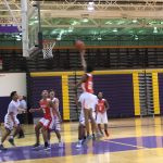 Boys Freshman Basketball falls to Bellevue West Senior 63 – 42