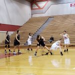 Girls Junior Varsity Basketball falls to Bellevue West Senior 43 – 16