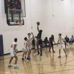 Boys Junior Varsity Basketball falls to Bellevue West Senior 56 – 54