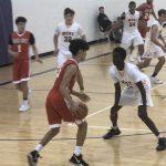 Boys Sophomore Basketball Reserve falls to Bellevue West Senior 50 – 34