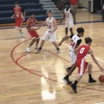 Boys Sophomore Basketball Reserve falls to Omaha Northwest 67 – 38