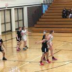 Girls Varsity Basketball falls to Lincoln Northeast 78 – 23
