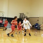 Girls Junior Varsity Basketball falls to Lincoln Northeast 51 – 6