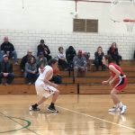 Girls Junior Varsity Basketball falls to Elkhorn 40 – 5