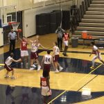 Boys Freshman Basketball falls to Roncalli Catholic 57 – 52