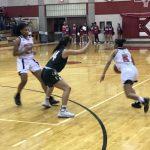 Girls Varsity Basketball falls to Gretna 60 – 26