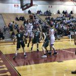 Boys Varsity Basketball beats Gretna 58 – 36