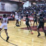 Boys Varsity Basketball beats Bryan 81 – 40