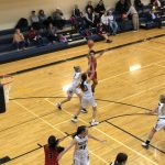 Girls Junior Varsity Basketball falls to Elkhorn South 58 – 7