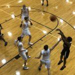 Boys Varsity Basketball beats Elkhorn South 73 – 39