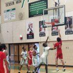 Boys Sophomore Basketball Reserve falls to Benson 56 – 51