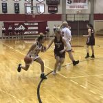 Girls Varsity Basketball falls to Papillion-La Vista 72 – 9