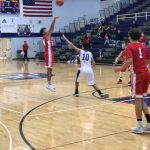 Boys Sophomore Basketball Reserve beats Bellevue East Senior 40 – 33
