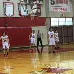 Girls Sophomore Basketball falls to Bellevue East Senior 52 – 25